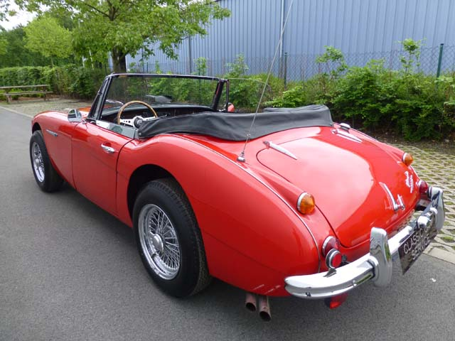 1968 austin healey 3000 mkiii bj8 lhd classic car service. Black Bedroom Furniture Sets. Home Design Ideas