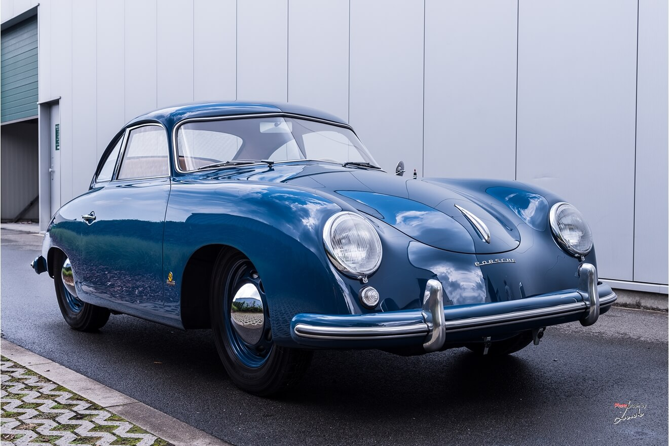 1952 Porsche 356 Pre A 1500 Classic Car Service 356a Wiper Wiring