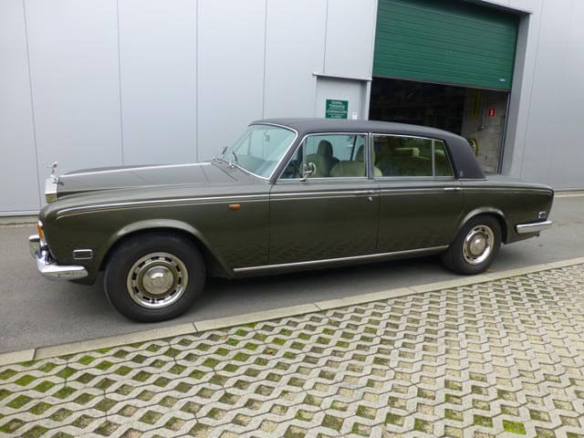1976 Rolls Royce Silver Wraith Ii Classic Car Service